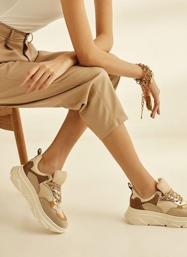 Sole Sisters Sneakers Altın